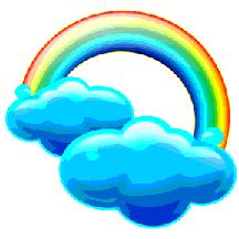 Les nuages passent